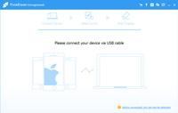 Captura de pantalla de FoneEraser para iOS
