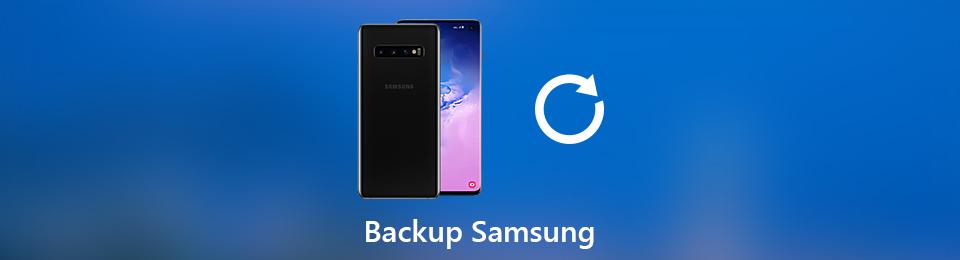 5-Methoden zum Sichern von Samsung-Kontakten, Nachrichten und weiteren Daten auf einem PC oder Mac