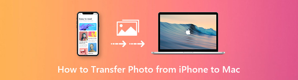 [5 Ways] Comment transférer une photo d'un iPhone à un Mac sans iTunes