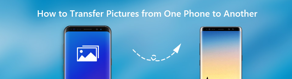 How to Transfer Pictures from One Phone to Another (Android & iPhone)