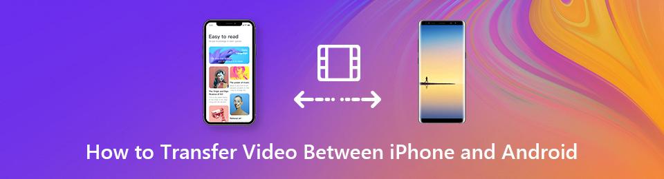 Übertragen von Videos zwischen iPhone und Android