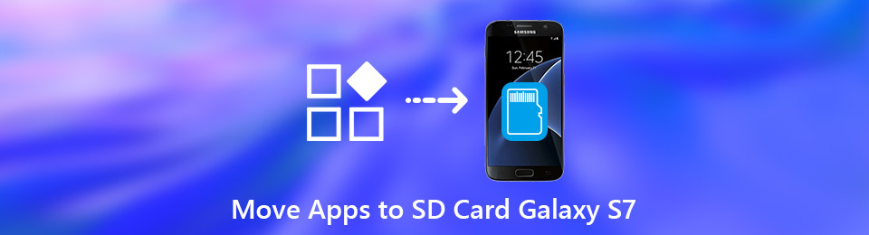 Tutorial to Move Apps to SD Card on Samsung Galaxy S7/S8/S9/S10