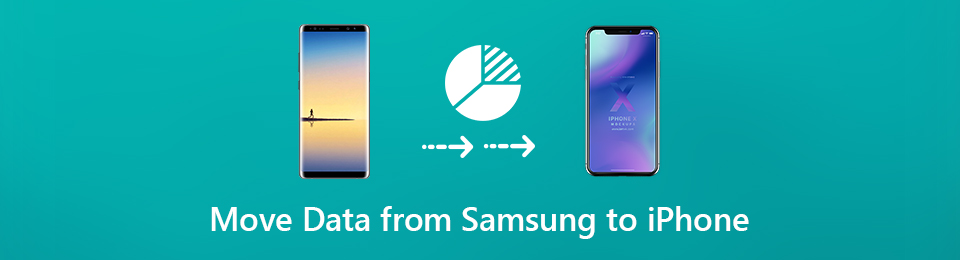 Mover datos de Samsung a iPhone XS