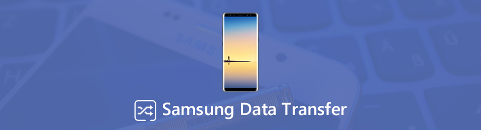 How to Transfer Files from Samsung to PC/Android/iPhone with Samsung Data Transfer