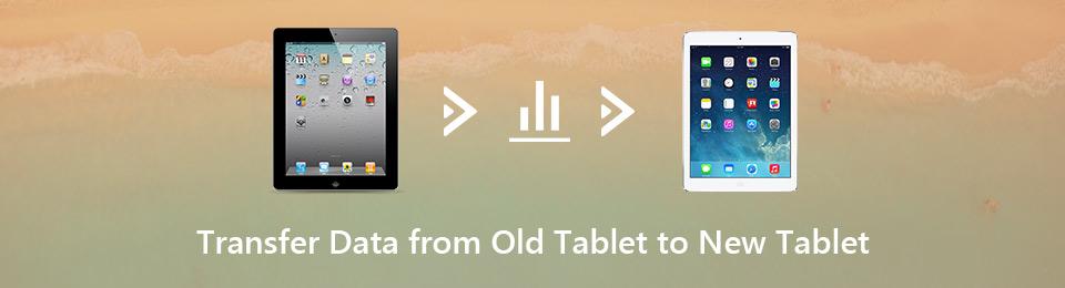 Samouczek do przesyłania danych ze starego tabletu na nowy tablet (wszystkie wersje)