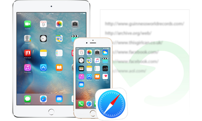 how to open bookmarks in safari