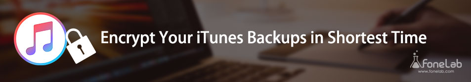 Krypter iPhone iTunes Backups