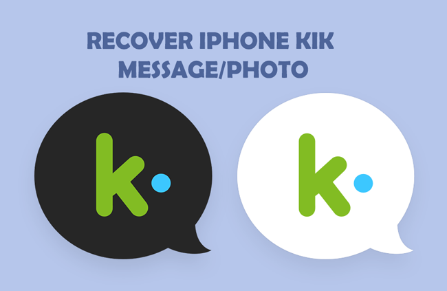 How to Retrieve Old Kik Messages on iPhone