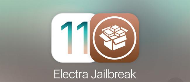 iOS 11越獄