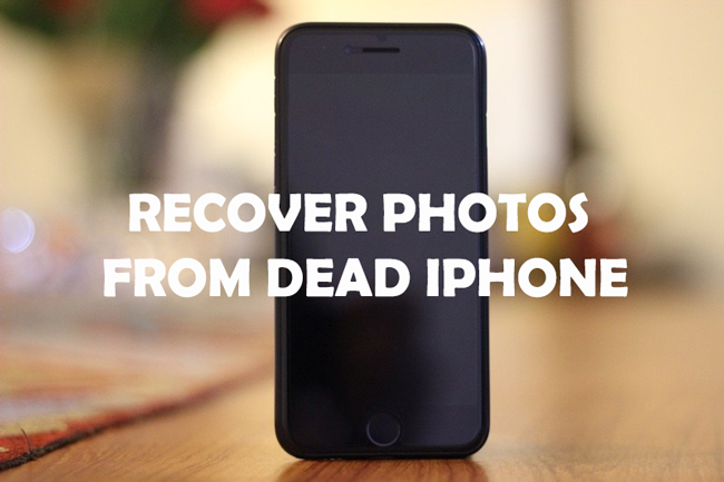 [Solved]3 Ways to Recover Photos from Dead iPhone