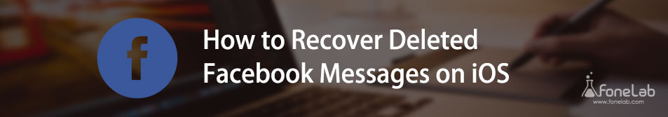 Come recuperare i messaggi eliminati di Facebook su iOS