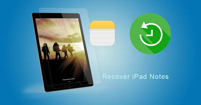 recover ipad notes