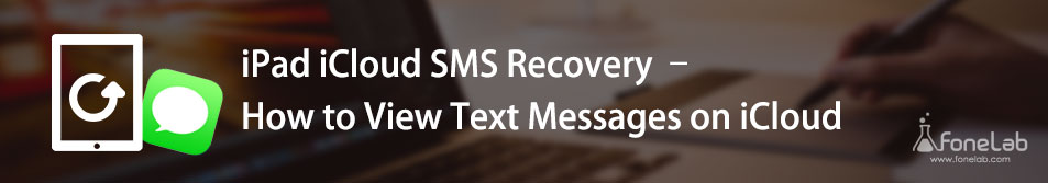 inddrive ipad sms fra icloud