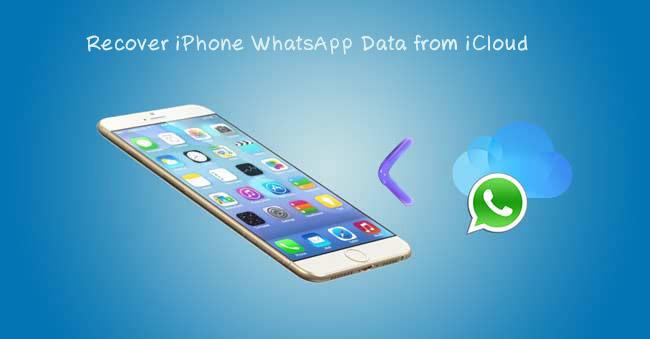 從icloud恢復whatsapp數據