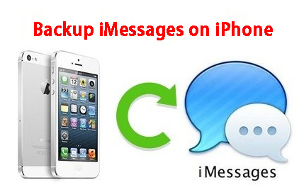 Restore iMessages