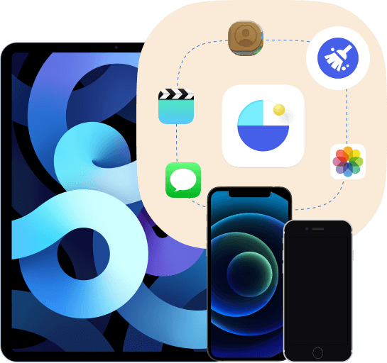 Wis iOS-apparaten