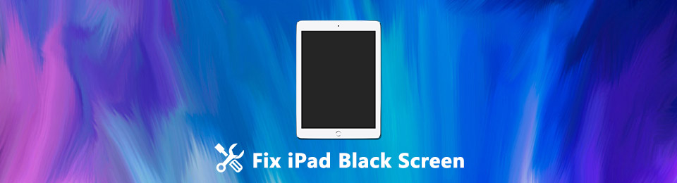 How to Fix the Issue that My iPad Screen Turns Black