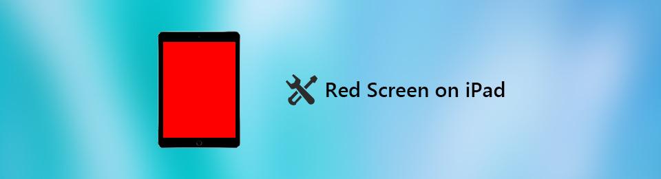 Napraw czerwony ekran na iPadzie