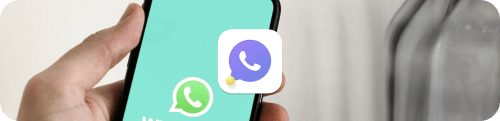WhatsApp Transfer til iOS