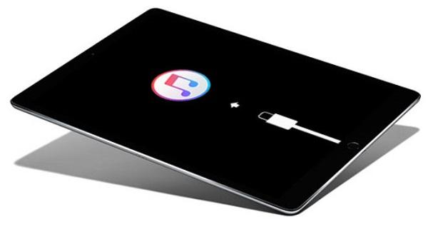 iPad helyreállítási mód
