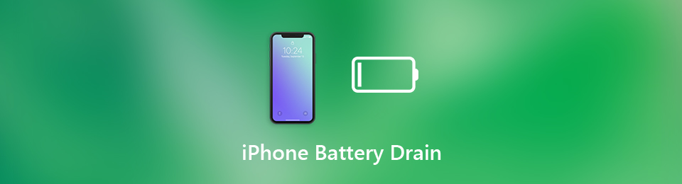 iPhone batteriförbrukning