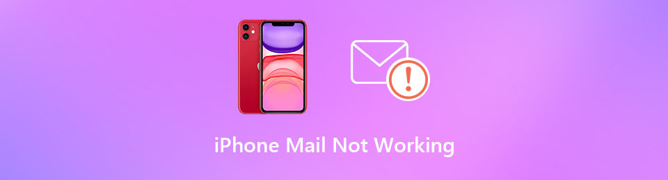 Fix iPhone Mail fungerer ikke