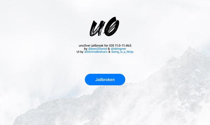 Jailbreak iPad bez komputera unc0ver