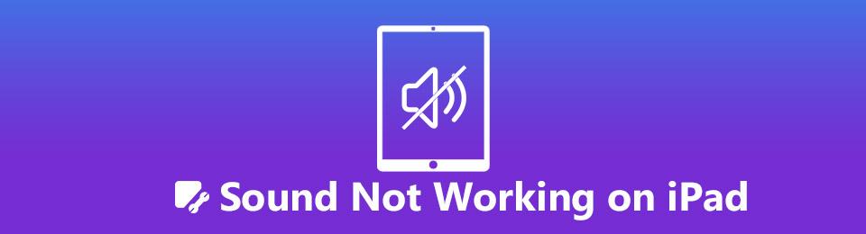 Napraw dźwięk nie działa na iPadzie Pro / mini / Air i wcześniej