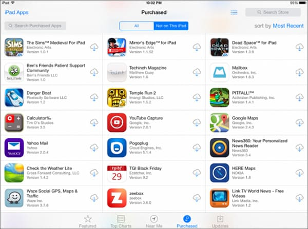 download iphone apps on ipad