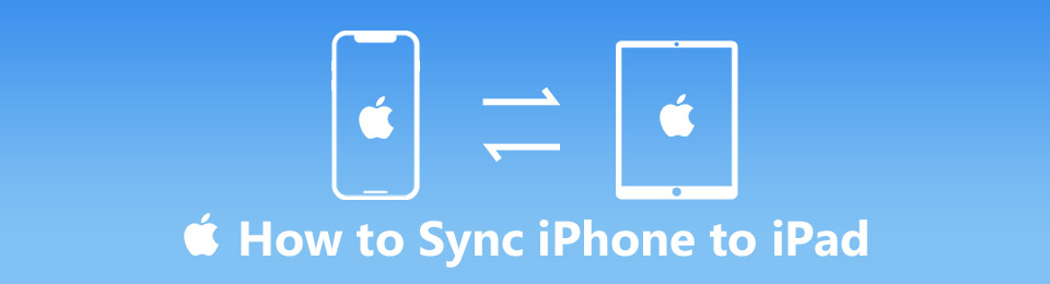 Comment synchroniser iPhone sur iPad
