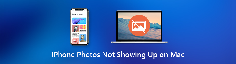 iPhone Photos Are Not Showing up on Mac