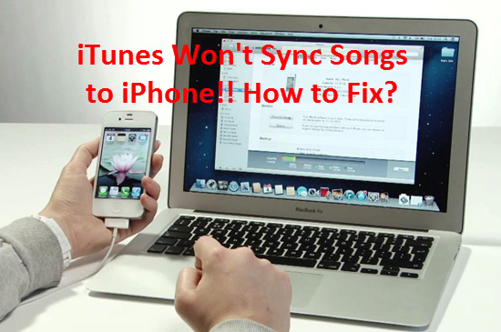 iphone won t download music how to fix itunes won t sync to iphone 5570