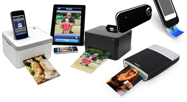 Imprimer des photos iPhone