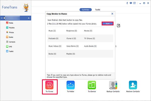 Az iTunes könyvtár átvitele az Új számítógépre