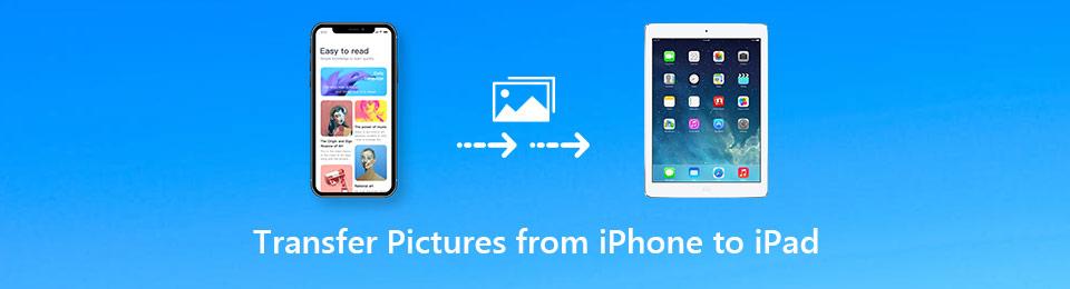 Transférez des photos d'iPhone en iPad avec 3 Simple Ways