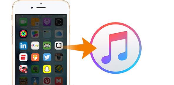 Överför inköp till iTunes