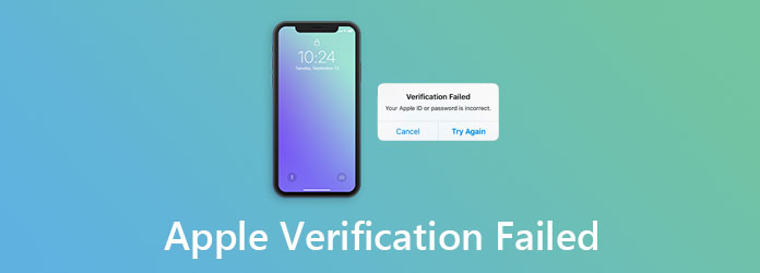 Apple ID Verification Failed – Here are 5 Verified Methods You Should Know