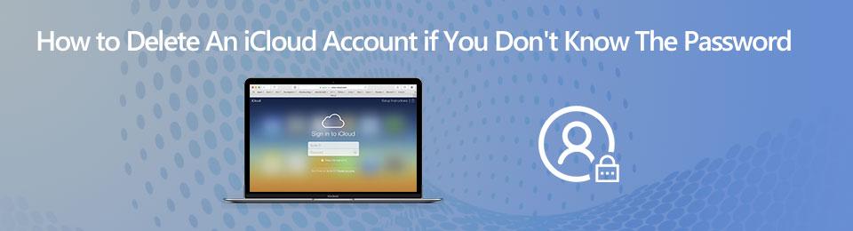 So löschen Sie ein iCloud-Konto, wenn Sie das Kennwort nicht kennen