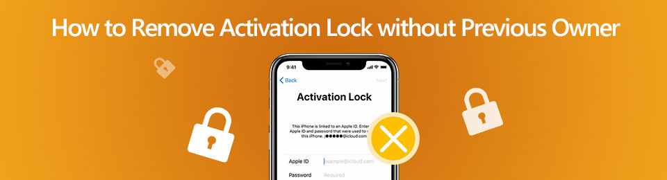 How to Remove Activation Lock without Contacting the Previous Owner