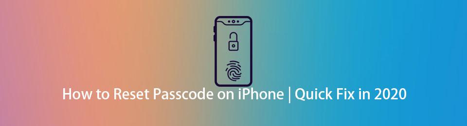 Zurücksetzen des Passcodes auf dem iPhone Quick Fix im Jahr 2021
