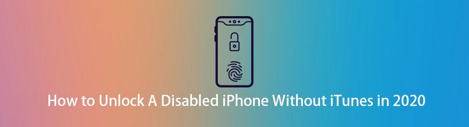 So entsperren Sie ein deaktiviertes iPhone ohne iTunes im Jahr 2021