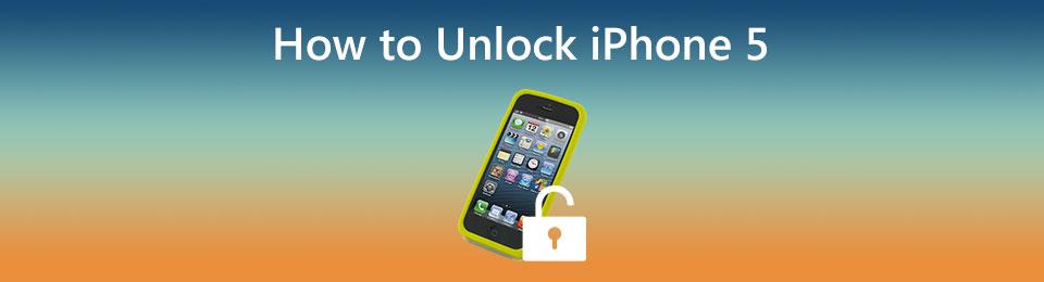如何在沒有密碼的情況下將iPhone 5解鎖到任何一家運營商