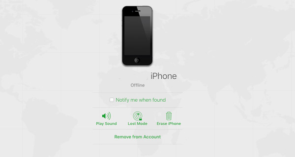 remove apple id from icloud
