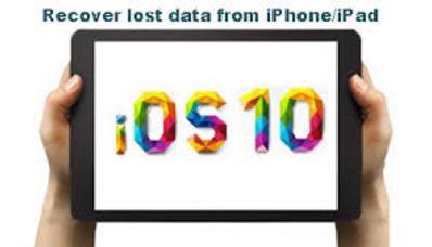 Ανακτήστε τα χαμένα δεδομένα iPhone μετά την ενημέρωση