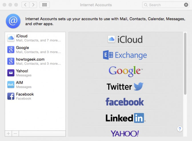 在Mac上恢復Yahoo電子郵件帳戶和消息