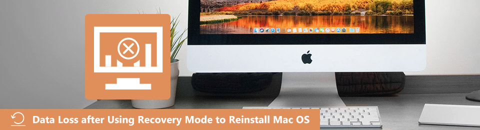 Using Recovery Mode to Reinstall Mac OS