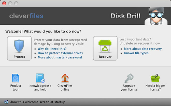 Mac OSX için Disk Delme