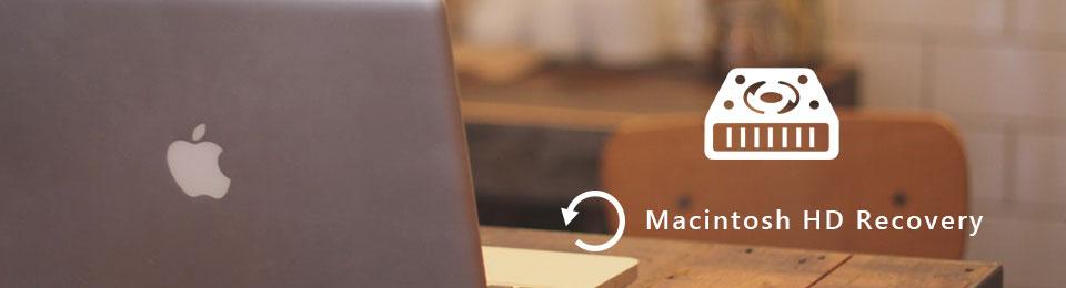 Macintosh HD-opsving