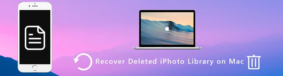Recover Permanently/Accidentally Deleted iPhoto Library on Mac