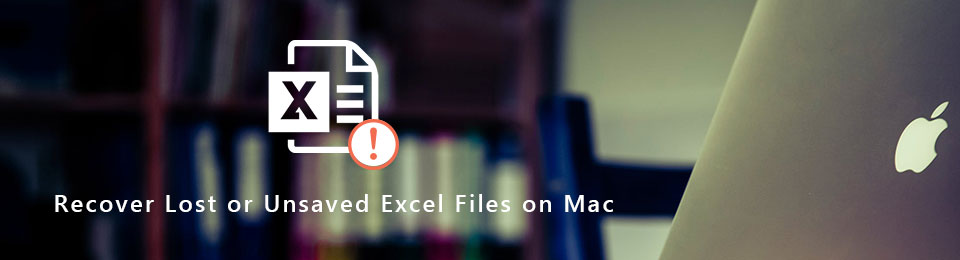 recover lost or unsaved excel files on Mac